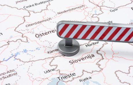 Od danes je negativen izvid testa na novi koronavirus ob vstopu v Avstrijo obvezen tudi za dnevne migrante