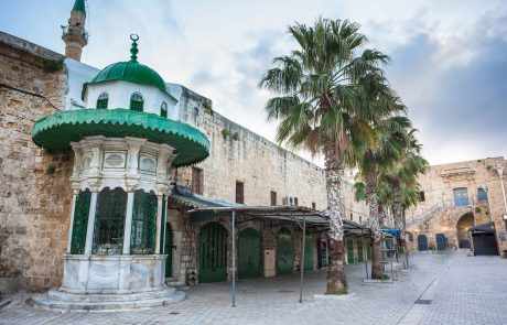 Fotografski pogled na arhitekturo v okupirani Palestini
