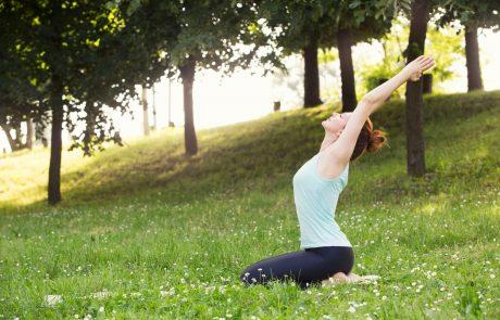 Človeško telo je neverjetno: Poglejte, kako med vadbo joge izgleda vaše okostje!