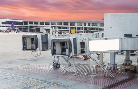 Časovnica vnovične vzpostavitve letalskega potniškega prometa še precej negotova