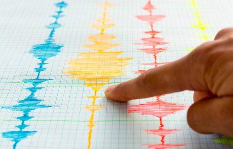 Osrednjo Kalifornijo stresel potres z magnitudo 5,3