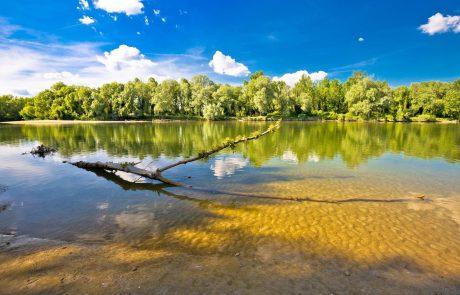 Začenja se najobsežnejša oživitev reke Mure doslej