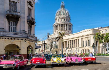 Kuba zdrsnila v recesijo
