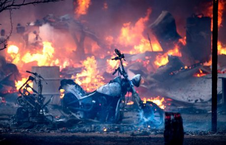 Kalifornija se znova bori s požari