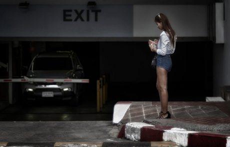 Novomeški kriminalisti v hišni preiskai prijeli osumljenca kaznivega dejanja zlorabe prostitucije