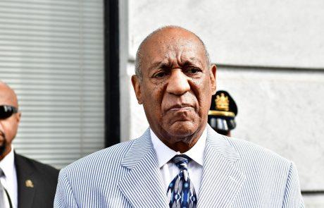 Bill Cosby ženski, ki ga obtožuje spolne zlorabe, plačal 2,8 milijona evrov
