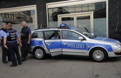 Preprečili domnevni teroristični napad na Dunaju