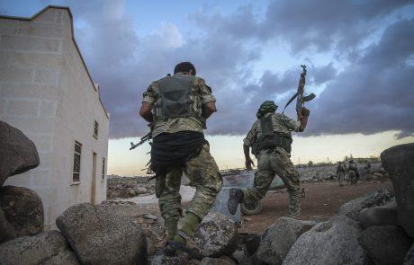 Leto 2016: Brutalni vojni v Siriji še ni videti konca