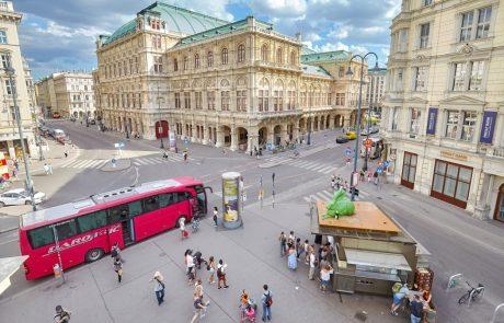 Že pet let na Dunaju beležijo več prodanih letnih vozovnic za javni promet, kot je v prestolnici registriranih avtomobilov