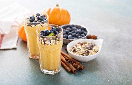 RECEPT: Najbolj zdrav in okusen jesenski zajtrk