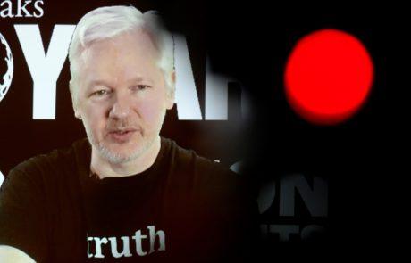Na Wikileaksu izrazili zaskrbljenost zaradi Assangeovega zdravja