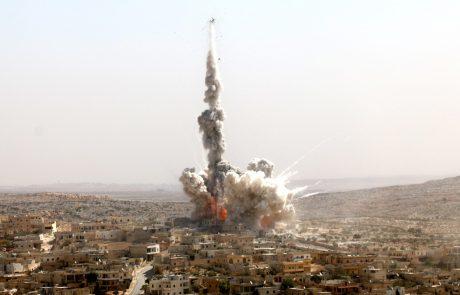 Sirska vojska zavzela že okoli 60 odstotkov vzhodnega Alepa