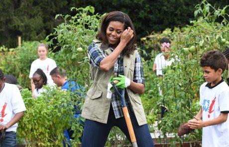 Michelle Obama bo storila vse, da Bill Clinton ali Melania Trump ne bosta uničila njene zapuščine (Foto)