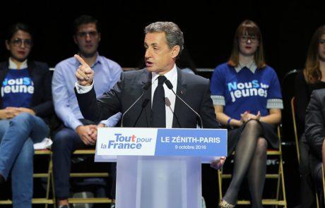 Sodišče Sarkozya obsodilo na leto dni hišnega pripora zaradi nezakonitega financiranja volilne kampanje