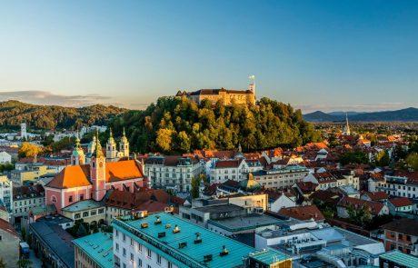Belgijska deklica po imenu Ljubljana obiskala ljubljanskega župana Jankovića