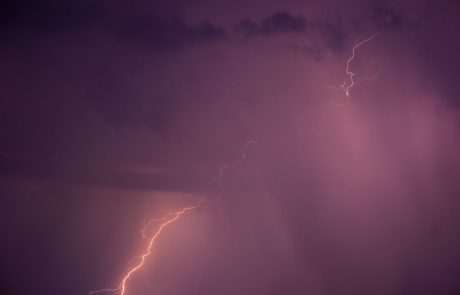 Na Koroškem, Štajerskem in v Prekmurju popoldne možne močnejše nevihte