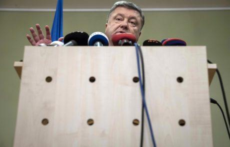 V drugi krog predsedniških volitev v Ukrajini Zelenski in Porošenko