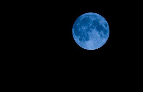 Poglejte v nebo: Kaj nam prinašajo avgustovske lune