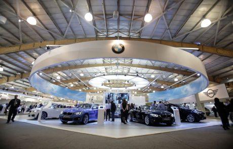 Nissanu, BMW in Porscheju grozi prepoved prodaje vozil