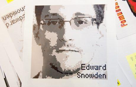 Ameriški žvižgač Edward Snowden lahko do smrti ostane v Rusiji