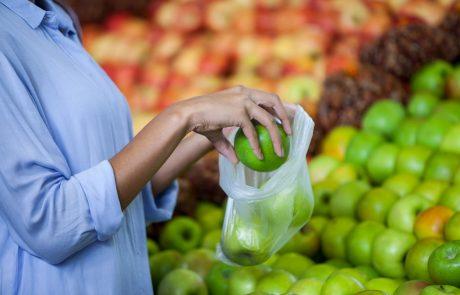 S septembrom na blagajnah ne bo več plastičnih vrečk