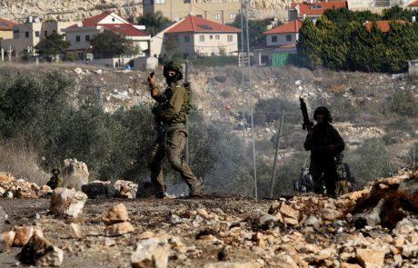 Izrael s Trumpovo podporo širi judovska naselja na okupiranem ozemlju