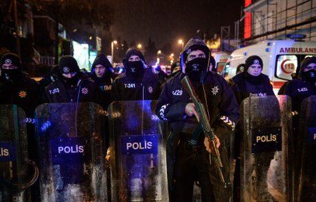 Izredne razmere v Turčiji podaljšali do aprila