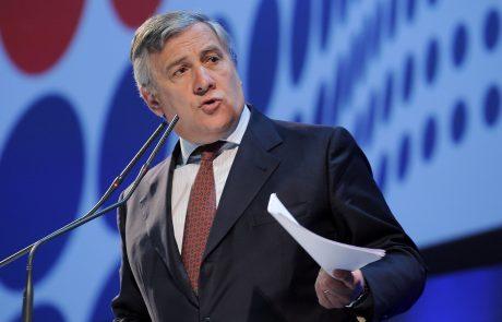 Pahor Tajaniju predlagal pripravo skupnega slovensko-italijanskega zgodovinskega učbenika