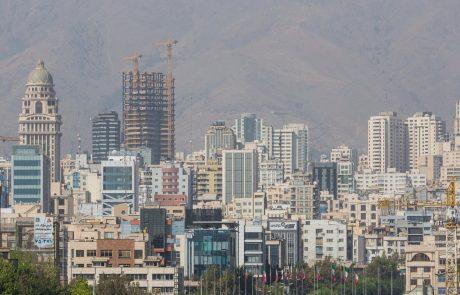 V Teheranu po padcu iz 17. nadstropja stolpnice v sumljivih okoliščinah umrla visoka švicarska diplomatka