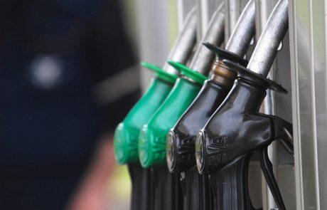 Od danes cene vseh pogonskih goriv sproščene, trgovci jih bodo sedaj lahko določali sami