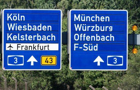 Sodišče EU: Nemčija je prevoznikom zaračunavala previsoko cestnino