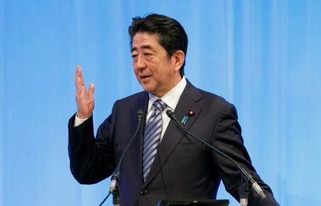 """Pahor japonskemu premierju: """"Slovenija to razume kot priznanje in znak posebne pozornosti Japonske"""""""