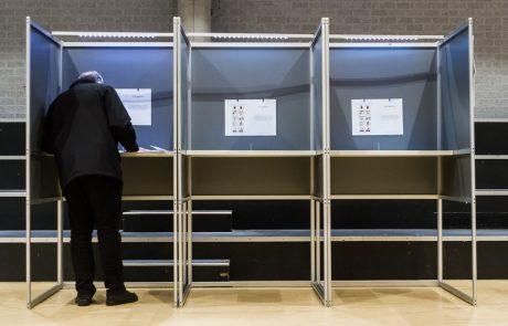Na Nizozemskem bodo končne neuradne rezultate parlamentarnih volitev objavili z zamudo