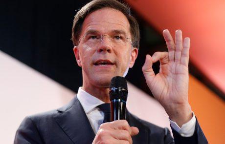 Čas bo pokazal, ali bo nizozemskemu teflonskemu premierju uspelo sestaviti svojo tretjo vlado