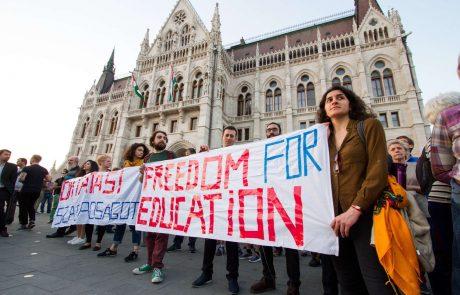 Avstrija ponuja Dunaj za sedež z Madžarske pregnane Srednjeevropske univerze