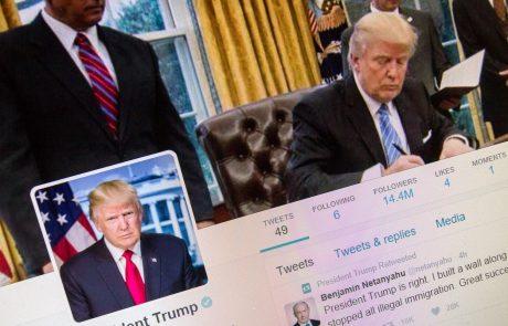 Trump načrtuje veliko maščevanje Twitterju