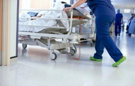 Bolnišnice se pripravljajo na povečano število covidnih bolnikov, težava predvsem pomanjkanje kadra