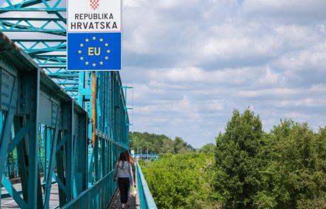 Hrvaška je za vstop v schengensko območje porabila že več kot četrt milijarde evrov
