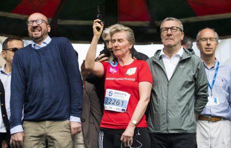 Belgijska princesa streljala in premierju poškodovala sluh