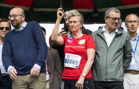 Belgijski premier zaradi strela princese delno oglušel