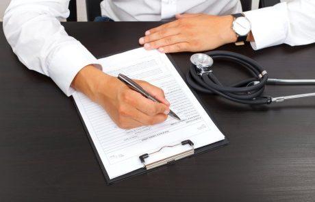 Sodišče ovadilo zdravnico, ki je napisala opravičilo predsedniku delovnega sodišča