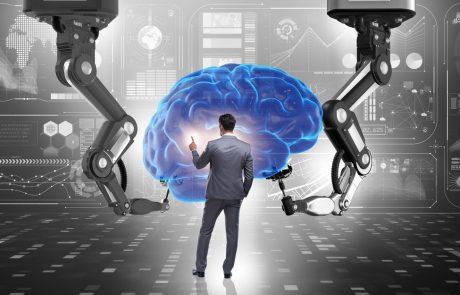 Raziskava: Umetna inteligenca med ključnimi vidiki uspeha podjetij v prihodnje