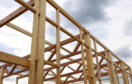 Večja poraba lesa v gradbeništvu nam lahko pomaga pri energetskem prehodu