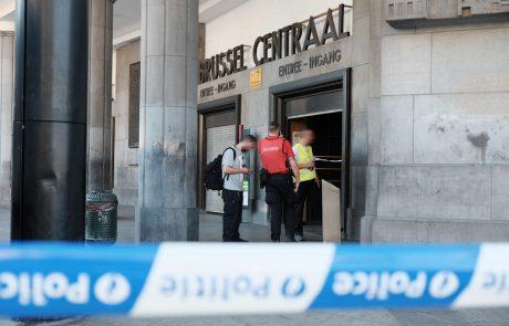 Napad na bruseljski železniški postaji izvedel 36-letni Maročan
