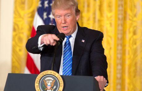 Trump nima več potrpljenja s Severno Korejo