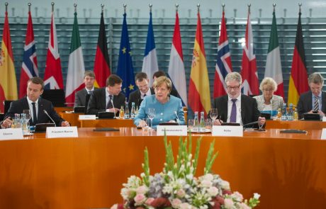 Evropski voditelji skupine G20 izrazili močno podporo pariškemu sporazumu