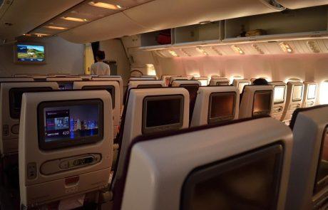 Virus katastrofalno vpliva na letalski promet, gre za zgodovinski upad