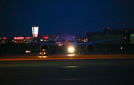 Varšavsko letališče zaradi hrupa ukinja nočne lete