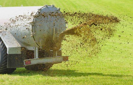Kmetijsko ministrstvo ne stori dovolj za zaščito pitne vode pred onesnaženjem s škodljivimi nitrati