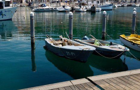 Za posodobitev ribiških pristanišč bo vlada namenila 2,4 milijona evrov